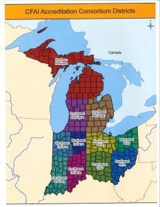 Consortium Districts
